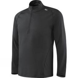 Saxx Mens Thermo-Flyte Long Sleeve Top Black