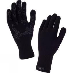 SealSkinz Mens Ultra Grip Gloves Black