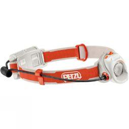 Petzl Myo Headtorch White/Orange
