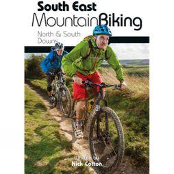 Vertebrate Publishing Cordee South East MTB No Colour