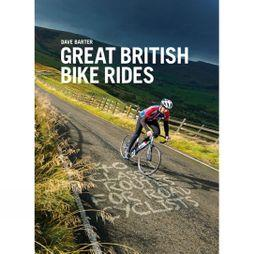 Vertebrate Publishing Cordee Great British Bike Rides Book - 40 Classic Routes No Colour
