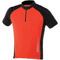 Altura Kids Sprint Short Sleeved Jersey Red