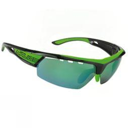 Salice 005 RWB Glasses Black Green/Black