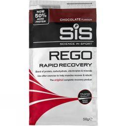 SiS Rego Rapid Recovery Sachet Chocolate 50g No Colour