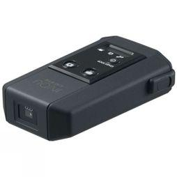 Cateye Inou Camera And GPS Logger Black