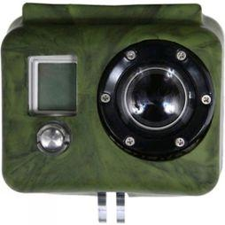GoPro Silicon Cover For HD Green