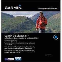 Garmin Discoverer Mapping Software No Colour