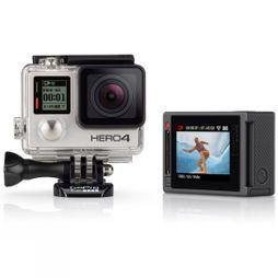 GoPro Hero4 Silver Action Camera No Colour