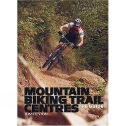 Vertebrate Publishing Velopress UK MTB Trail Centres - The Guide No Colour