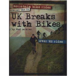 Rough Ride Guide Ltd Cordee MTB Bike Rides Book No Colour