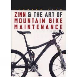 Velo Press Zinn Cycle Maintenance Tips Book No Colour