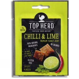 Chilli & Lime Turkey Jerky 35g
