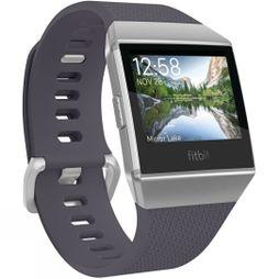 Fitbit Fitbit Ionic Watch Blue Grey/White Silver