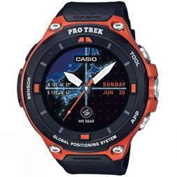 Casio Pro Trek Smart Watch WSD-F20 Orange