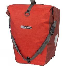 Ortlieb Back-Roller Plus Bag - 40 Litre - Pair Signal Red/Chilli