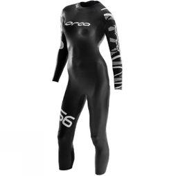 Orca Women's S6 Full Sleeve Wetsuit Black