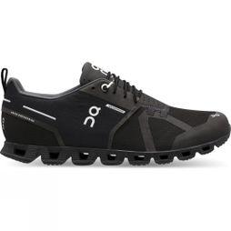 On Mens Cloud (Waterproof) Black/Lunar