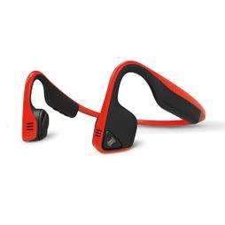 Aftershokz Trek Titanium Headphones Red
