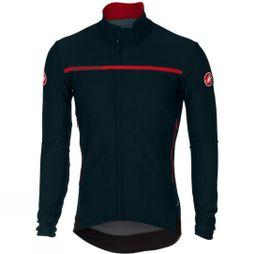 Castelli Mens Perfetto Long Sleeve Jacket   Navy