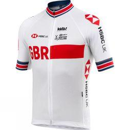 Kalas Elite GBCT X9 Short Sleeve Jersey White
