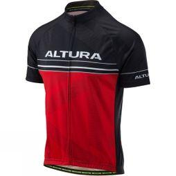 Altura Mens Team SS Jersey Red/Black