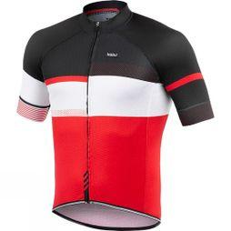 Kalas Mens Passion X9 Short Sleeve Jersey Red