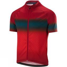 Altura Mens Airstream Short Sleeve Jersey Red / Teal