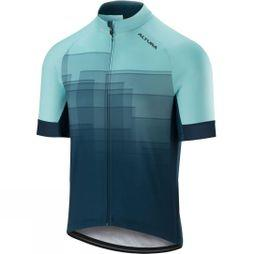 Altura Mens Icon Ascend Short Sleeve Jersey Teal / Turq
