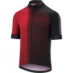 Altura Mens Icon Eclipse Short Sleeve Jersey Black / red
