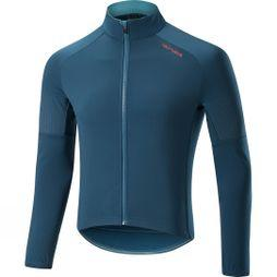 Altura Mens Firestorm Long Sleeve Jersey Gibralter Sea