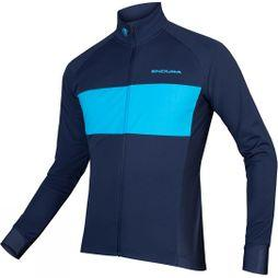 Endura Mens FS260-Pro Jetstream Long Sleeve Jersey II Navy