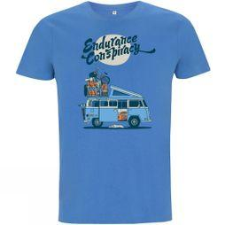 Endurance Conspiracy Road Trippin Tee Blue