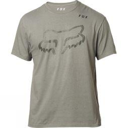 Fox Mens Grizzly Basic Tee GREY
