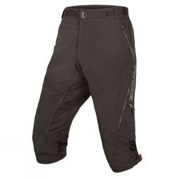 Endura Mens Hummvee 3/4 Shorts II Black