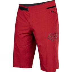 Fox Clothing  Mens Attack Shorts Dark Red