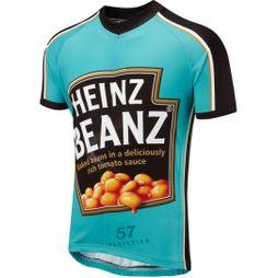 Foska Mens Beanz Cycling Jersey No Colour
