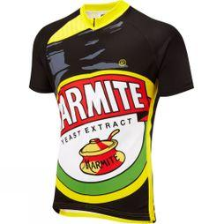 Foska Mens Marmite Cycling Jersey No Colour