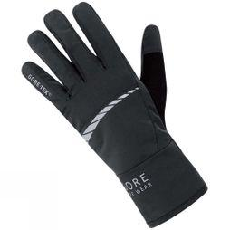 Gore Bikewear Road Gore-Tex Waterproof Gloves Black