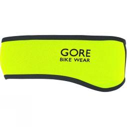 Gore Bikewear Softshell Headband Neon Yellow/Black