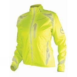 Endura Womens Luminite II Hi Vis Waterproof Jacket Hi-Viz Yellow