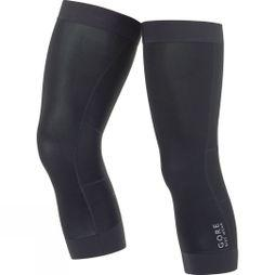 Gore Bikewear UNIVERSAL GORE® WINDSTOPPER® Knee Warmers Black