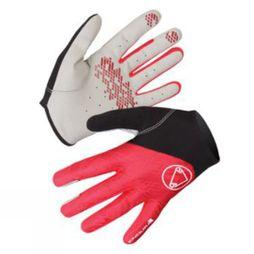 Endura Men's Hummvee Lite Gloves  Red