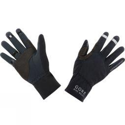 Gore Bikewear UNIVERSAL GORE® WINDSTOPPER®  Gloves Black
