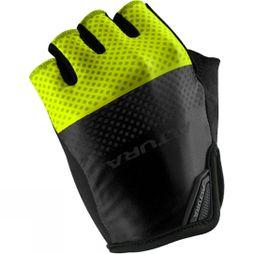 Altura Progel 3 Mitt Gloves Black/Hi-Viz Yellow