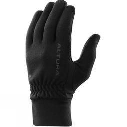 Altura Mens Microfleece Windproof Glove Black