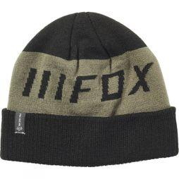 Fox Down Shift Beanie BLACK