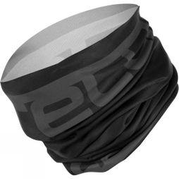Castelli Viva Thermo 2 Head Thingy Light Black
