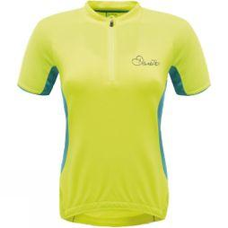 Dare 2 b Womens Subdue Jersey Fluro Yellow