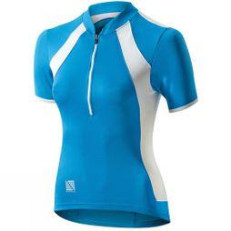 Altura Women's Spirit Short Sleeve Jersey Blue/White