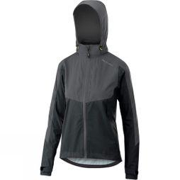 Altura Womens Nightvision Thunderstorm Jacket Charcoal